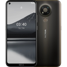 Nokia 3.4 64 GB charcoal