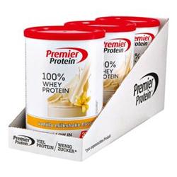 Premier Protein Milkshake Vanilla Whey 315 g, 3er Pack