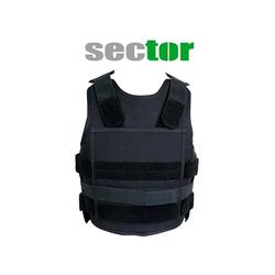 Sector Stichhemmende Tactical Unterziehweste II Größe 46 - 50 (S - M)