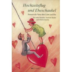 Hochzeitsflug und Eheschaukel als Buch von Ursula Oppolzer