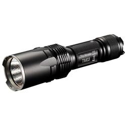 Nitecore TM03 LED Taschenlampe CREE XHP70 LED-Taschenlampe inklusive 18650 IMR Akku und mit bis zu 2800 Lumen
