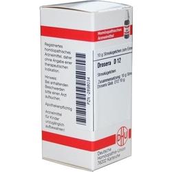 DROSERA D 12 Globuli 10 g