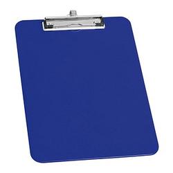 WEDO Klemmbrett blau