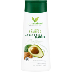 Cosnature Repair Shampoo Avocado & Mandel 200 ml