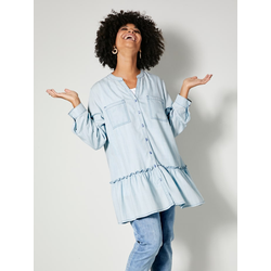 Bluse Angel of Style Hellblau