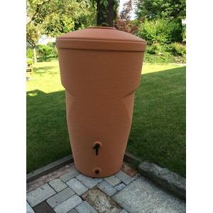Regentonne 270 Liter Volumen Wasserspeicher Regenwasser Regenfass