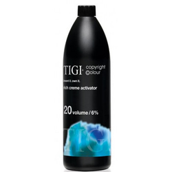 TIGI Copyright Colour Activator 1l, 20 Vol. 6%