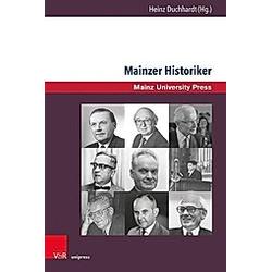 Mainzer Historiker - Buch