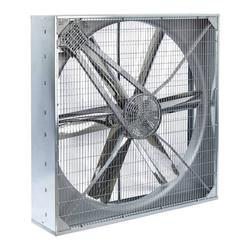Großraumventilator RR 140, 1 PS, Edelstahl-Rotor 129 cm