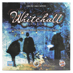 Giochi Uniti / Stratelibri Spiel, Giochi Uniti Der Whitehall-Mord (deutsch)