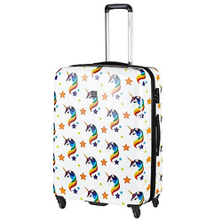 Saxoline Unicorn 4-Rollen-Trolley 77 cm - unicorn