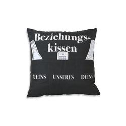 HTI-Living Dekokissen Kissen mit Taschen Beziehungskissen, Kissen