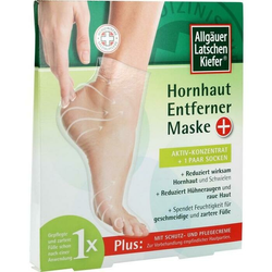 Allgäuer Latschenkiefer Hornhaut-Entf.-Maske plus