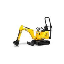 Bruder® Spielzeug-Bagger JCB Mikro 8010 CTS