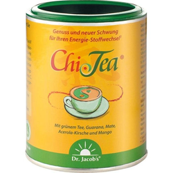Chi-TEA Dr. Jacob's