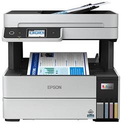 EPSON EcoTank ET-5170 4 in 1 Tintenstrahl-Multifunktionsdrucker grau