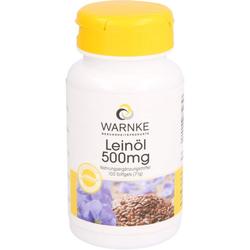LEINÖL 500 mg Kapseln 100 St.