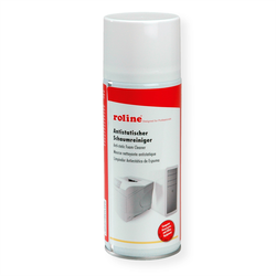 ROLINE Antistatischer Schaumreiniger, 400 ml