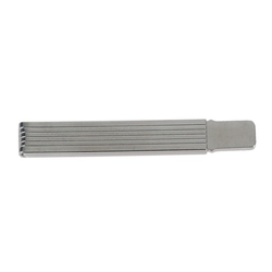 ZAHNSTOCHER Silberblatt flach 1 St