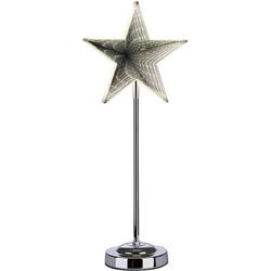 LED-Tischdeko Stern Infinity ww battb.