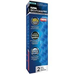 FLUVAL Filtermatte A189 FL 407 Bio Foam, für Fluval 407 Außenfilter, (2-St), für Fluval 407 Außenfilter
