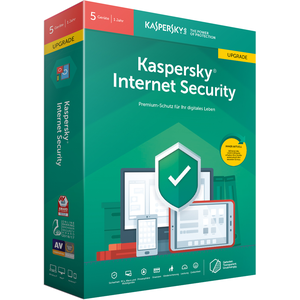 Kaspersky Internet Security 2020 Upgrade
