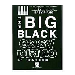The Big Black Easy Piano Songbook - Buch