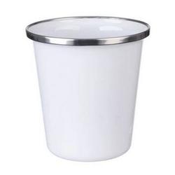 GRÄWE Becher Gräwe Emaille-Becher, 300 ml, Weiß