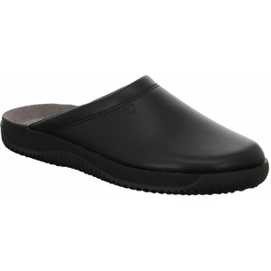 Rohde Soltau 2772 Herren Schuhe Hausschuhe Pantoffel Pantolette Schwarz