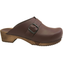Sanita Sanita Wood Lili Flex Clog 36