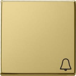 Gira 0286604, Wippe Symb. Klingel System 55 Messing