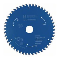 Bosch Kreissägeblatt Expert for Aluminium für Akkusägen 140x1,8/1,3x20 48Zähne