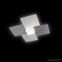 Grossmann Creo LED Wand- / Deckenleuchte, 27,5 x 27,5 cm