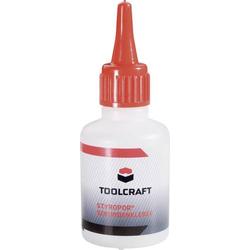 TOOLCRAFT Styrodur® Sekundenkleber SG60.F50 50g