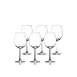 Ritzenhoff & Breker Rotweinglas 4ALL Rotweinglas 430 ml 6er Set (6-tlg)