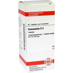 HAMAMELIS D 3