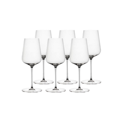 SPIEGELAU Weißweinglas Definition Universalglas 550 ml 6er Set (6-tlg), Glas