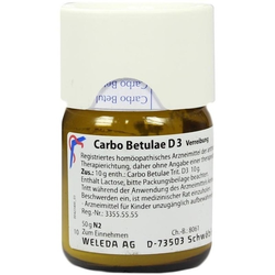 CARBO BETULAE D 3