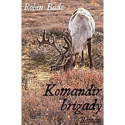 Komandir brigady. Robin Bade  - Buch