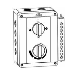 Kraemer&Kraus Steuergerät mit Thermostat ELSRT
