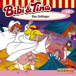 Bibi & Tina - Folge 10: Das Zeltlager