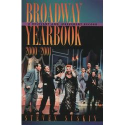 Broadway Yearbook 2000-2001