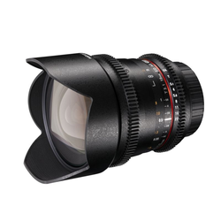 Walimex Pro 10/3,1 Video APS-C Objektiv