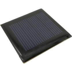TRU Components POLY-PVZ-4949-2V Solarzelle 2 V/DC 0.1A 1 St. (L x B x H) 49 x 49 x 3.1mm