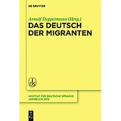 Das Deutsch der Migranten - Buch