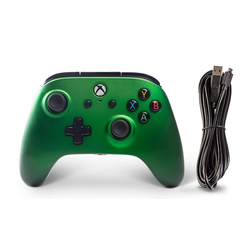 PowerA Enhanced Wired Controller für XBOX ONE/XBOX X Xbox One-Controller grün
