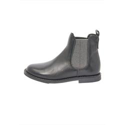 Next Hochwertige Chelsea-Stiefel aus Leder Stiefel 26,5