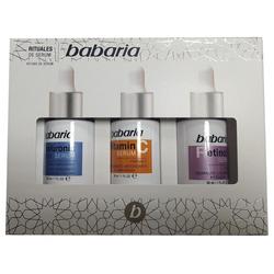 babaria Gesichts-Reinigungsfluid Babaria Rituales De Serum Set