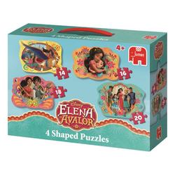 Jumbo Spiele Puzzle Puzzles bis 500 Teile JUMBO-19675, Puzzleteile