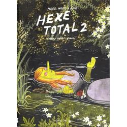Hexe total 02 als Buch von Simon Hanselmann